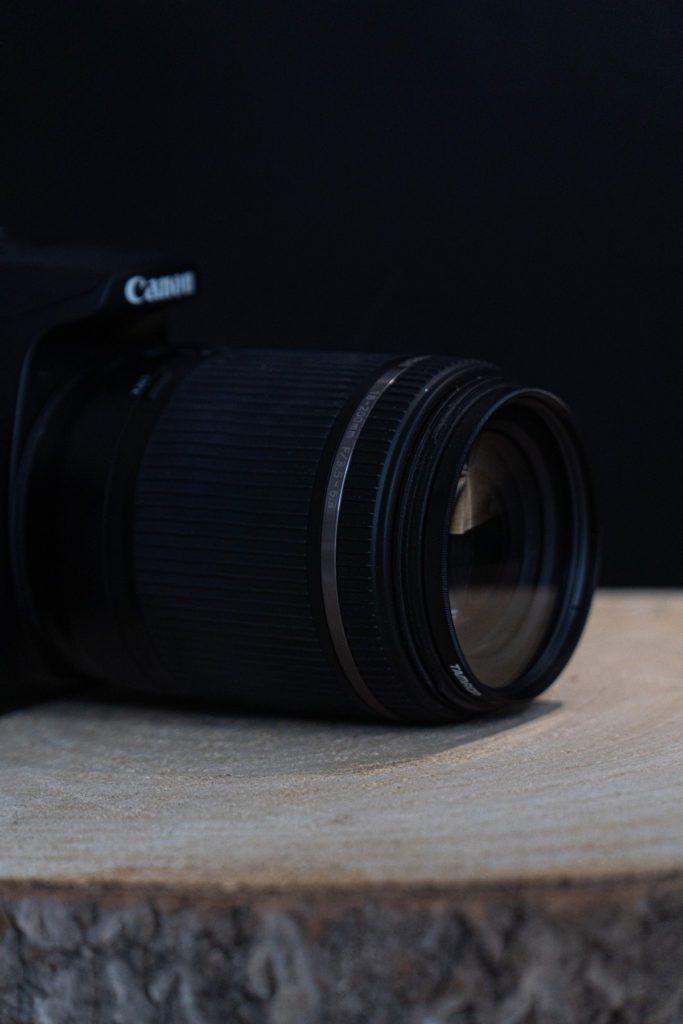 Canon zoomlens