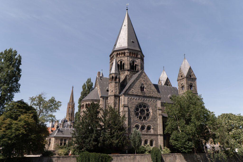 Metz the new temple