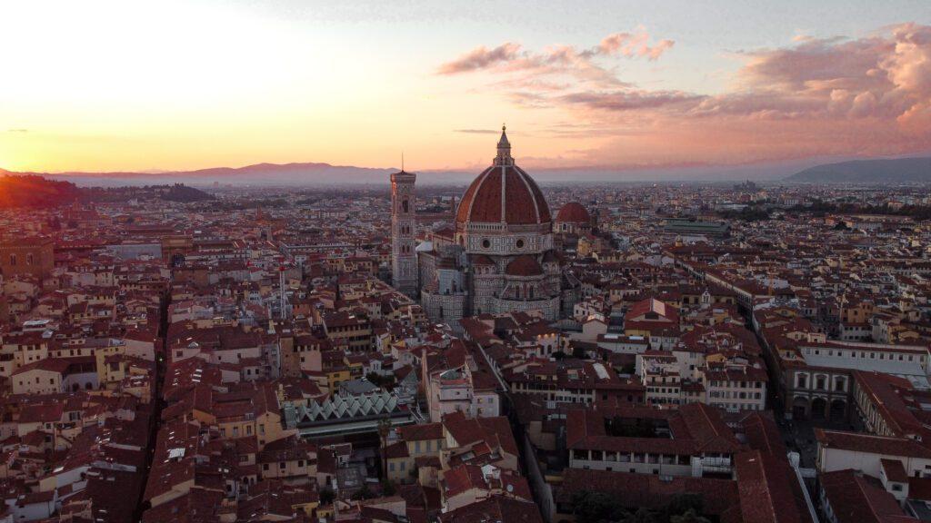 Florence trip Italy DJI Mavic Mini