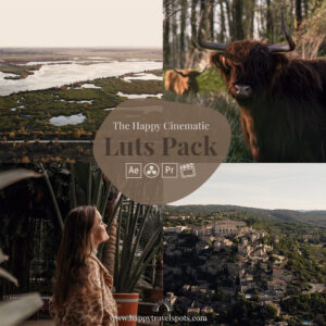 The Happy Cinematic Luts Collection