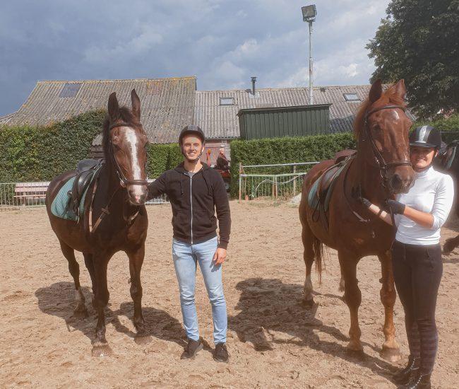 Horse riding Netherlands